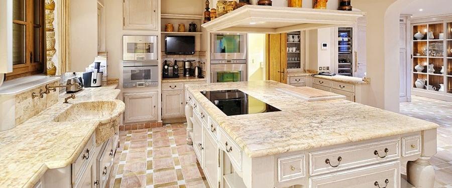 Cocinas y ba os marmoles y granitos el boton de charro salamanca - Granitos y marmoles cocinas ...